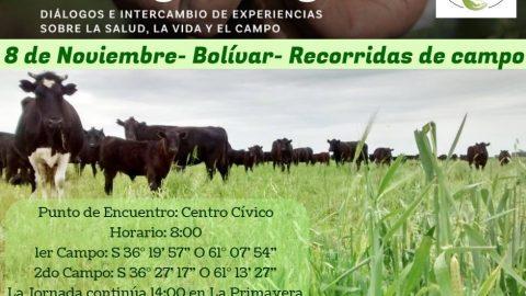 JUEVES 8-nov Encuentro en BOLÍVAR