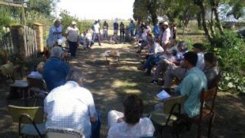 Abrazar otras agriculturas para recuperar comunidad.